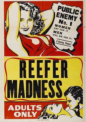 Plakat Reefer Madness