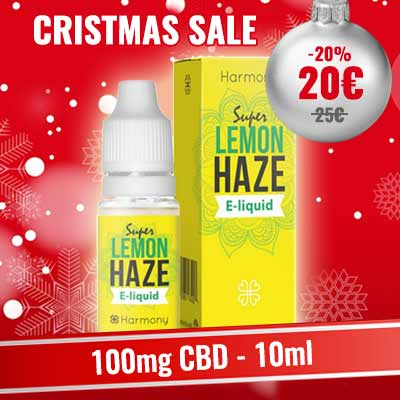 E Liquid Super Lemon Haze Harmony