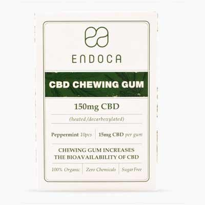 CBD Chewing Gum Endoca