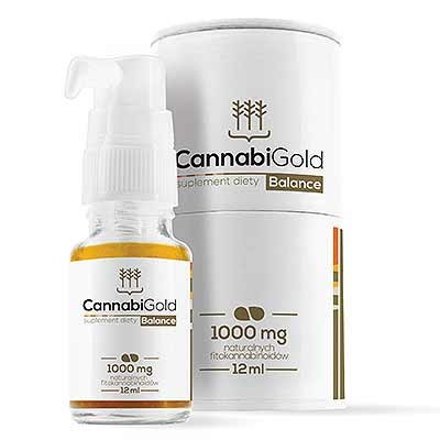 Buy CannabiGold Balance 1000 mg