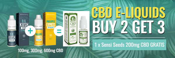 By2 get3 CBD Liquid